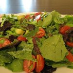 Raw Inspiration: Casey's Simply Delicious Salad with Ginger