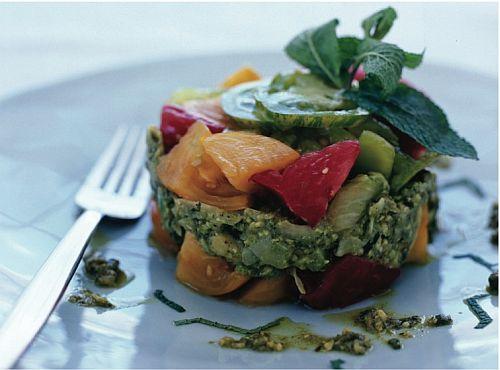 heirloom-tomato-fennel-and-avocado-pressed-salad
