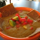 Raw Tortilla Soup