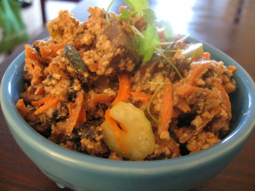 Gena S Mostly Raw All Vegan Thanksgiving Menu The Full Helping