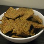 Got Juice Pulp? (Or, how to make raw crackers.)