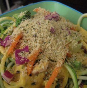 Hempesan (Raw, Vegan Parmesan Topping)