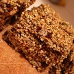 Dehydrator Free Raw Vegan Energy Bars