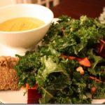 Dian-spiration: Raw Tomato Tahini Soup
