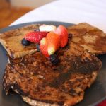 Back-to-Back Breakfast: Vegan French Toast