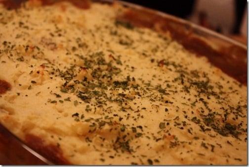 Traditional Vegan Shepherd's Pie | The Full Helping