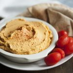Sweet Potato Hummus.