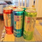 Soda Junkie? This One's For You: Solixir Sparkling Beverage Review