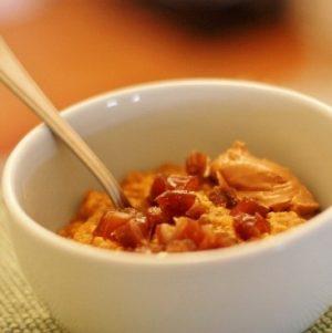 Pumpkin Chia Porridge