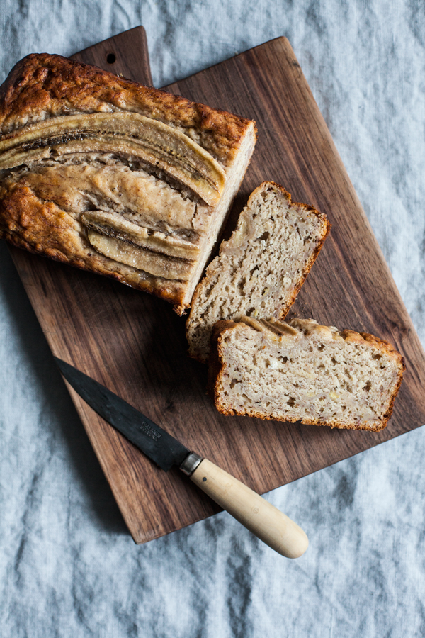 Ancient Grain Banana Breakfast Bread | The Full Helping