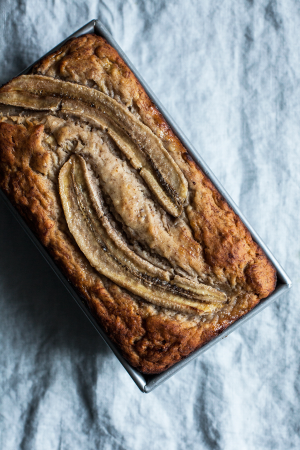 Ancient Grain Banana Breakfast Bread | The Full Helping