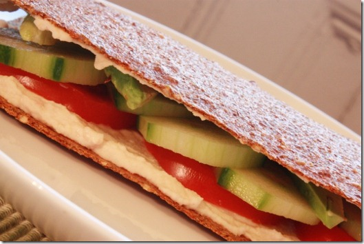 Raw Tomato Bread