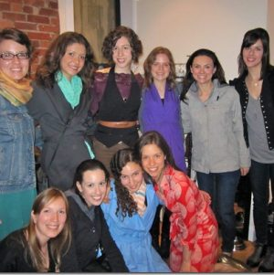 NYC Bloggers Unite Over Five Courses