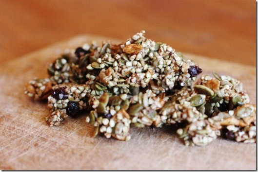 The Only Raw, Vegan Granola Recipe You'll Ever Need