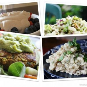 Top 12 Raw and Vegan Recipes for July 4th Weekend