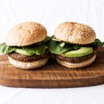 Easy Vegan Black Bean and Corn Burgers