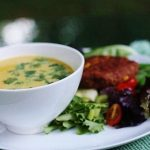 Creamy Summer Corn and Coconut Soup