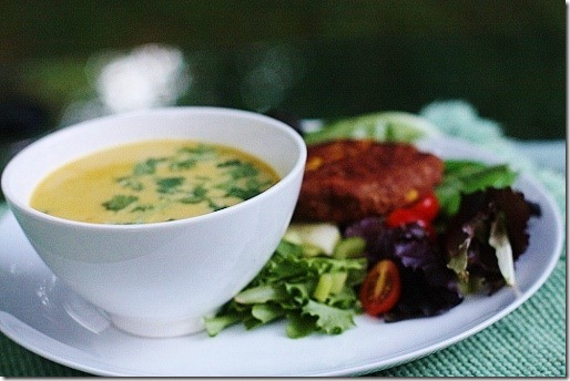 Creamy Summer Corn and Coconut Soup   The Full Helping
