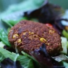 Vegan Black Bean and Corn Burgers
