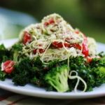 Home Sweet Home: Raw Goddess Bowl with Kelp Noodles, Smoky Avocado Dressing, and Hemp