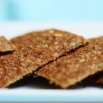 Pretty in Pink Crackers (Raw and Vegan)