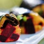 Sweet Potato and Beet Nori Rolls