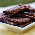 Raw Cocoa Crackers