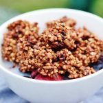 Raw Cocoa Crunch Granola