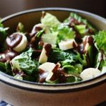 Chocolate Avocado Breakfast Salad