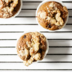 Sour Cream and Cherry Muffins