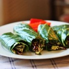 Peanut Cabbage Roll Ups