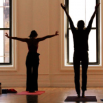 Getting Strong and Calm at Strala Yoga