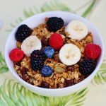 "Millet and Oat ""Soft Granola"""