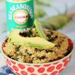 Easy Green Quinoa Bowl
