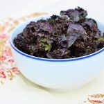 Chocolate-Covered Kale Chips