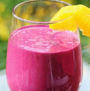 Beet n' Berry Smoothie