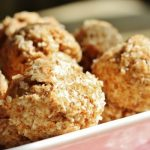 Almond and Coconut Macaroons, Raw and Vegan