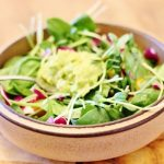 Silly for Sprouts! Sprout Salad with Smoky Guacamole, Revisited; Going Sprout-Wild at the Union Square Farmer's Market