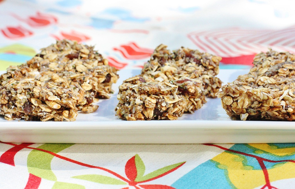 Quick Omega-3 Granola Recipes — Dishmaps