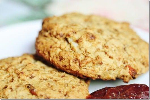 vegan gluten free strawberry scones