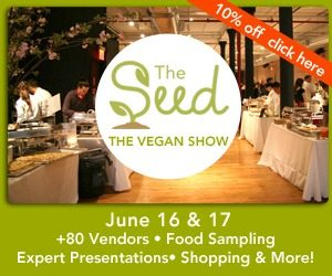 Tuesday Giveaway Madness! Tickets to The Seed Vegan Experience in NYC