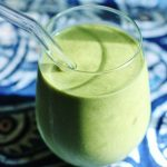 Parsley & Pineapple Green Smoothie