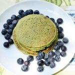 Gluten Free Green Pancakes, and Vegan Pancake Round Up for Mother's Day