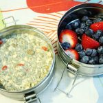 My Favorite Portable Breakfast: High Raw, Vegan Superfood Overnight Oats