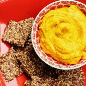 Vegan Carrot Mousse: Easy Appetizer!