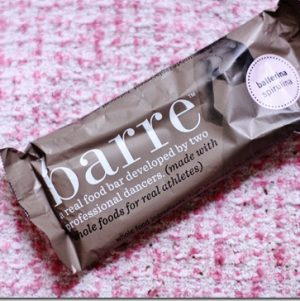 "Real Food Barre Review: Two Dancers set the ""Barre"" High for Raw, Vegan Snacks!"