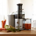 Win a Breville Juice Fountain Plus! A Giveaway From Punchtab.