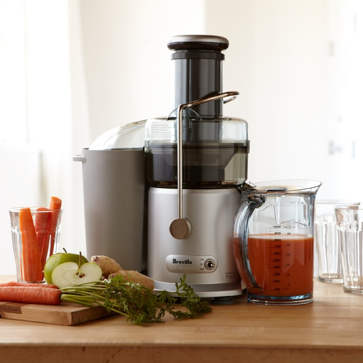 Win a Breville Juice Fountain Plus! A Giveaway From Punchtab