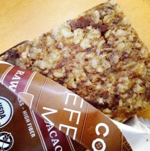 Product Review: Core Foods Defender Meal Bars. Plus, Some Thoughts on Meal Replacement vs. Snacking.