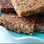 New Snack Bar Review: Kate Bakes Bars. Plus, Open Call for Green Recovery Stories!